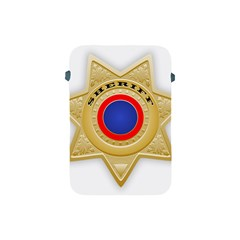 Sheriff S Star Sheriff Star Chief Apple iPad Mini Protective Soft Cases