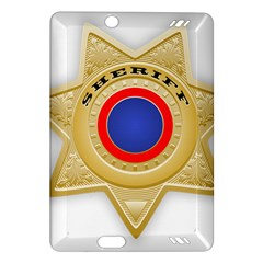 Sheriff S Star Sheriff Star Chief Amazon Kindle Fire Hd (2013) Hardshell Case