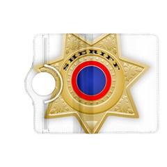 Sheriff S Star Sheriff Star Chief Kindle Fire HD (2013) Flip 360 Case