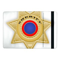 Sheriff S Star Sheriff Star Chief Samsung Galaxy Tab Pro 10.1  Flip Case