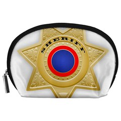 Sheriff S Star Sheriff Star Chief Accessory Pouches (Large)