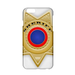 Sheriff S Star Sheriff Star Chief Apple iPhone 6/6S Hardshell Case