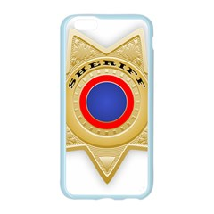 Sheriff S Star Sheriff Star Chief Apple Seamless iPhone 6/6S Case (Color)