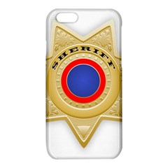 Sheriff S Star Sheriff Star Chief iPhone 6/6S TPU Case