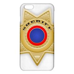 Sheriff S Star Sheriff Star Chief Iphone 6 Plus/6s Plus Tpu Case
