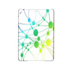 Network Connection Structure Knot iPad Mini 2 Hardshell Cases