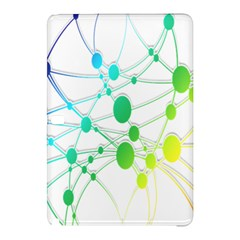 Network Connection Structure Knot Samsung Galaxy Tab Pro 12.2 Hardshell Case