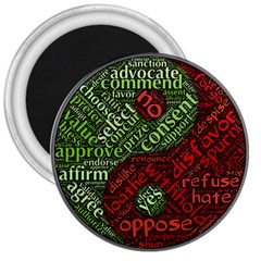 Tao Duality Binary Opposites 3  Magnets