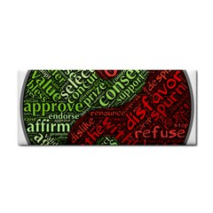 Tao Duality Binary Opposites Cosmetic Storage Cases