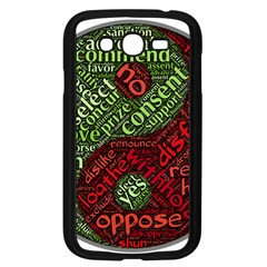 Tao Duality Binary Opposites Samsung Galaxy Grand DUOS I9082 Case (Black)