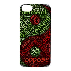 Tao Duality Binary Opposites Apple Iphone 5s/ Se Hardshell Case