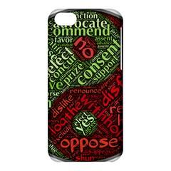 Tao Duality Binary Opposites Apple Iphone 5c Hardshell Case