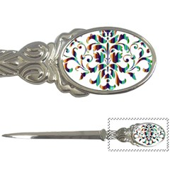 Damask Decorative Ornamental Letter Openers