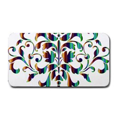Damask Decorative Ornamental Medium Bar Mats
