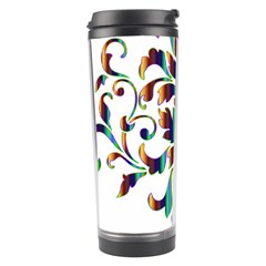 Damask Decorative Ornamental Travel Tumbler