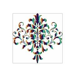 Damask Decorative Ornamental Satin Bandana Scarf