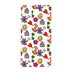 Doodle Pattern Samsung Galaxy Alpha Hardshell Back Case
