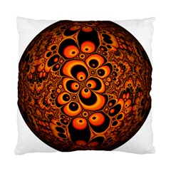 Fractals Ball About Abstract Standard Cushion Case (One Side)