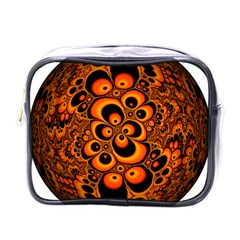 Fractals Ball About Abstract Mini Toiletries Bags