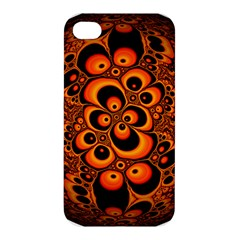 Fractals Ball About Abstract Apple iPhone 4/4S Premium Hardshell Case