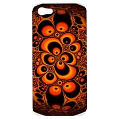 Fractals Ball About Abstract Apple iPhone 5 Hardshell Case