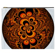 Fractals Ball About Abstract Cosmetic Bag (XXXL)