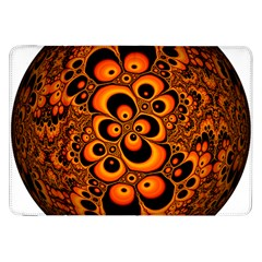 Fractals Ball About Abstract Samsung Galaxy Tab 8.9  P7300 Flip Case