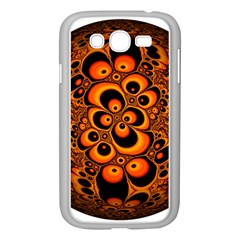 Fractals Ball About Abstract Samsung Galaxy Grand DUOS I9082 Case (White)
