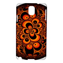Fractals Ball About Abstract Samsung Galaxy Note 3 N9005 Hardshell Case