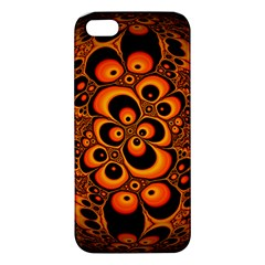 Fractals Ball About Abstract iPhone 5S/ SE Premium Hardshell Case