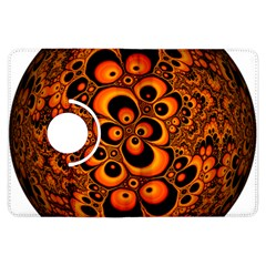 Fractals Ball About Abstract Kindle Fire HDX Flip 360 Case