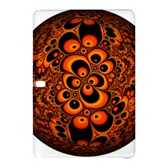 Fractals Ball About Abstract Samsung Galaxy Tab Pro 10.1 Hardshell Case