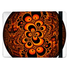 Fractals Ball About Abstract Samsung Galaxy Tab Pro 12.2  Flip Case
