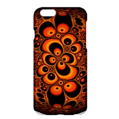 Fractals Ball About Abstract Apple iPhone 6 Plus/6S Plus Hardshell Case