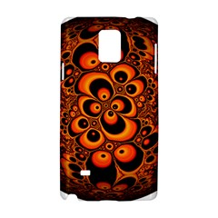 Fractals Ball About Abstract Samsung Galaxy Note 4 Hardshell Case