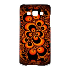 Fractals Ball About Abstract Samsung Galaxy A5 Hardshell Case