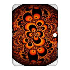 Fractals Ball About Abstract Samsung Galaxy Tab 4 (10.1 ) Hardshell Case