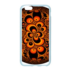 Fractals Ball About Abstract Apple Seamless iPhone 6/6S Case (Color)