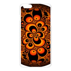 Fractals Ball About Abstract Apple Seamless iPhone 6 Plus/6S Plus Case (Transparent)
