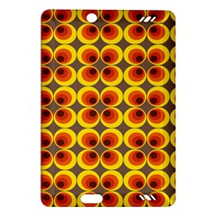 Seventies Hippie Psychedelic Circle Amazon Kindle Fire HD (2013) Hardshell Case