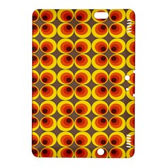 Seventies Hippie Psychedelic Circle Kindle Fire HDX 8.9  Hardshell Case