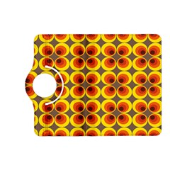 Seventies Hippie Psychedelic Circle Kindle Fire HD (2013) Flip 360 Case