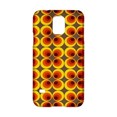 Seventies Hippie Psychedelic Circle Samsung Galaxy S5 Hardshell Case