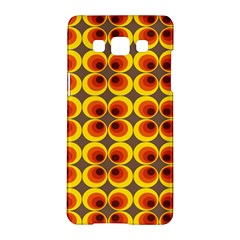 Seventies Hippie Psychedelic Circle Samsung Galaxy A5 Hardshell Case