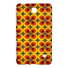 Seventies Hippie Psychedelic Circle Samsung Galaxy Tab 4 (7 ) Hardshell Case