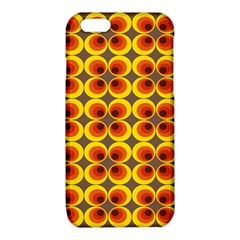 Seventies Hippie Psychedelic Circle iPhone 6/6S TPU Case