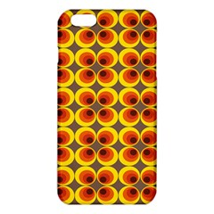 Seventies Hippie Psychedelic Circle Iphone 6 Plus/6s Plus Tpu Case