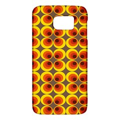 Seventies Hippie Psychedelic Circle Galaxy S6