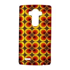 Seventies Hippie Psychedelic Circle Lg G4 Hardshell Case