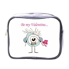 Valentine Day Poster Mini Toiletries Bags